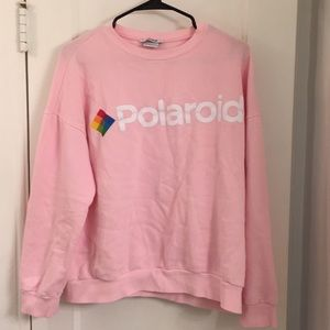 Zara Polaroid sweater